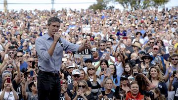 Beto O'Rourke lost his senate race in Texas, but is considered a dark horse candidate for the 2020 presidency nevertheless.