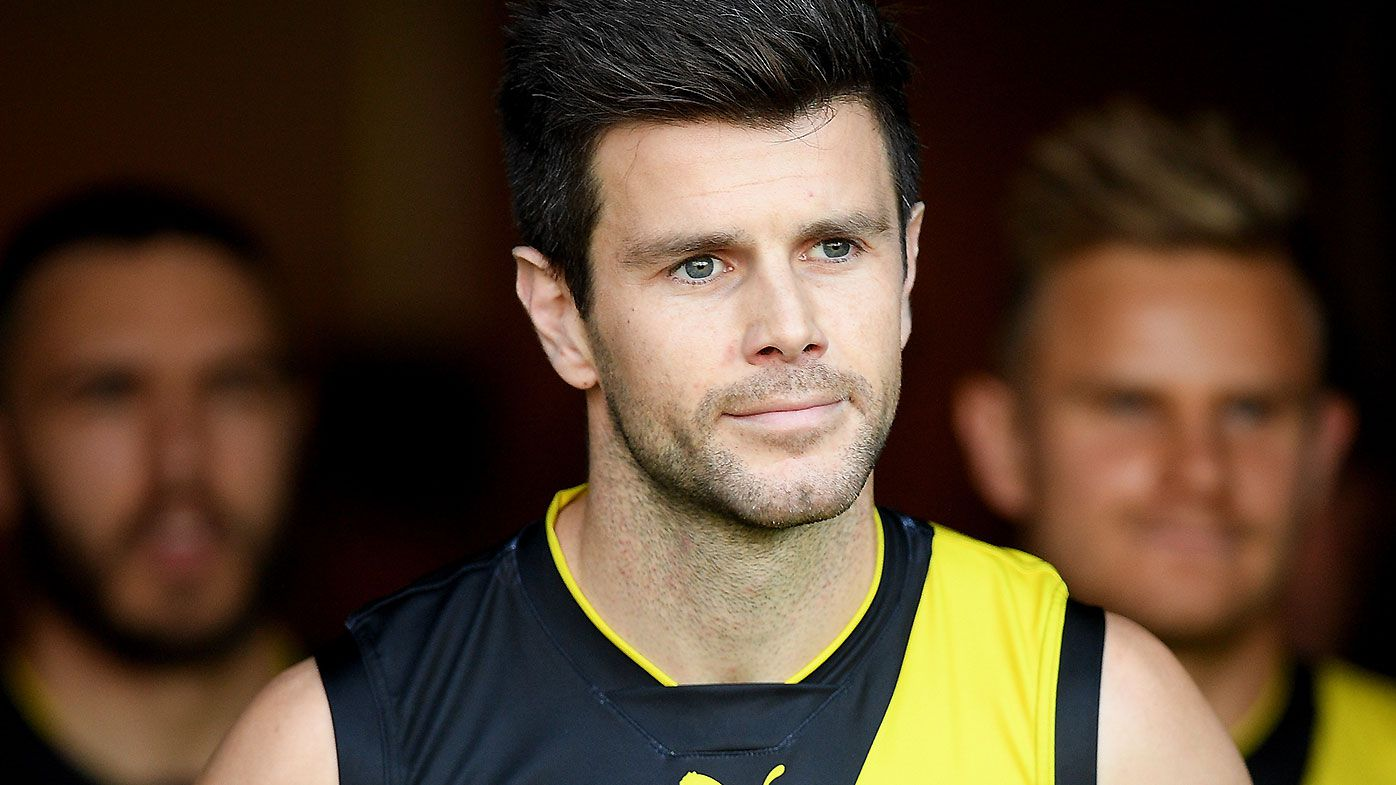 Richmond captain Trent Cotchin admits potential pay cuts will be 'challenging' to accept