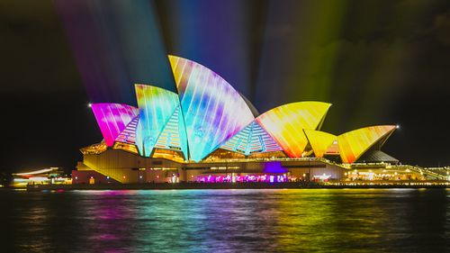 Your guide to getting to and from Vivid Sydney