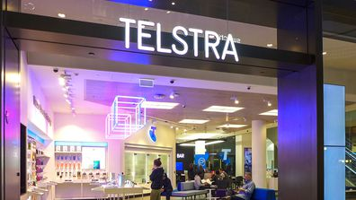 Telstra International Roaming Data