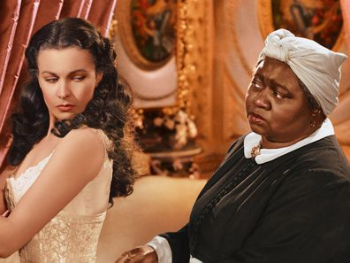Vivien Leigh, Hattie McDaniel, Gone With the Wind