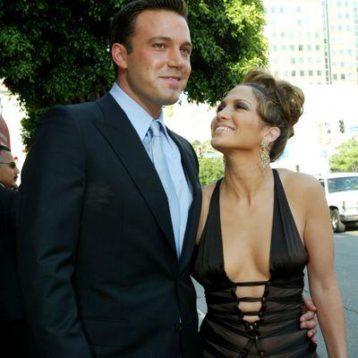 Ben Affleck and Jennifer Lopez: July 2003