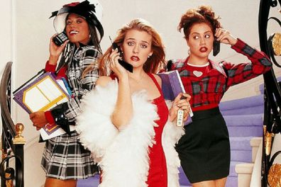 Alicia Silverstone, Stacey Dash and Brittany Murphy