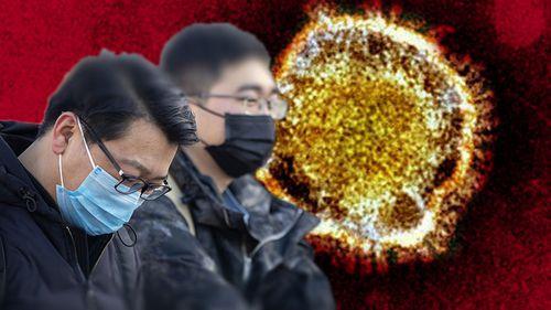 Coronavirus illustration