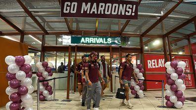 State of Origin Queensland Maroons