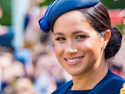 Meghan shares 'joy' of adopting pets, June 2019
