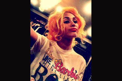 Miley Minaj!