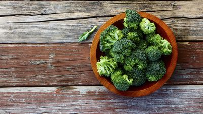 <strong>Swap broccoli...</strong>