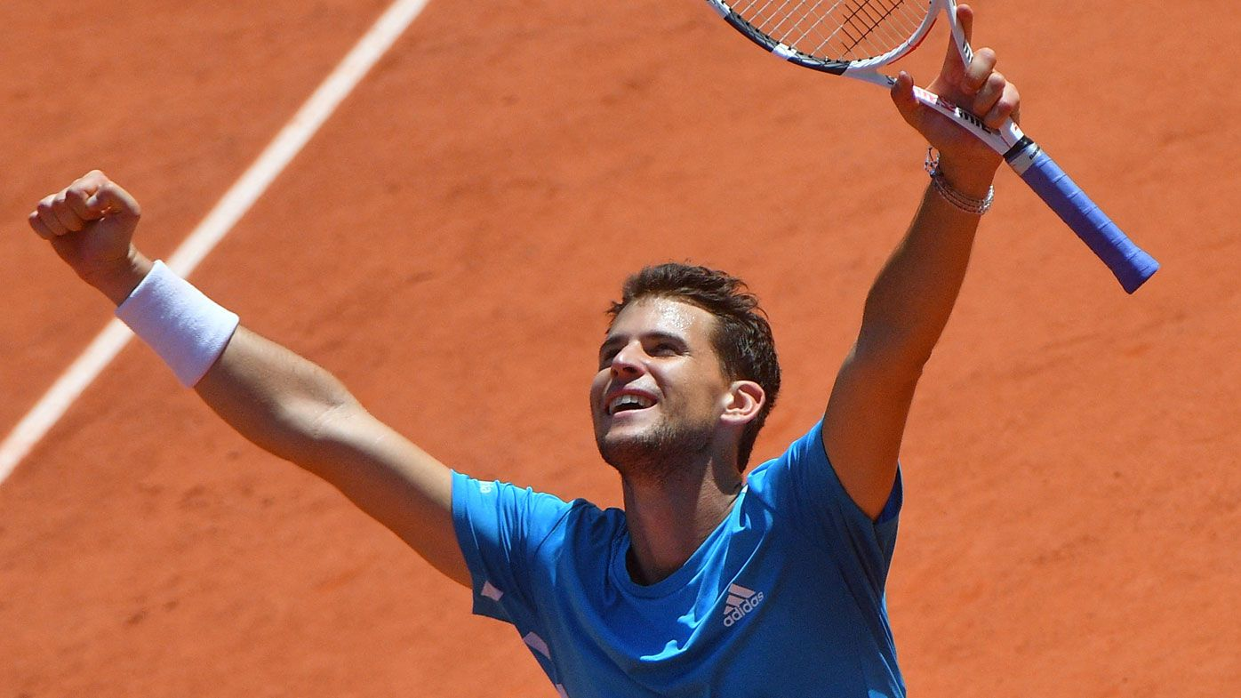 French Open mission impossible for Dominic Thiem against Rafael Nadal in final