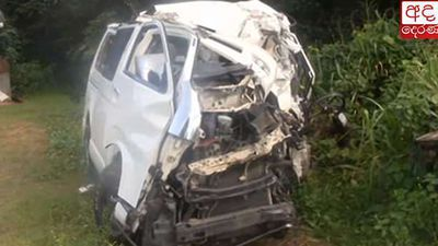Australian mother and daughter killed in Sri Lankan car crash