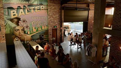 Balter Brewery