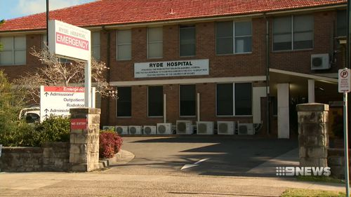 Ms Drew's daughter was at hospital for a stomach bug when she was handed a sexual assault patients records.