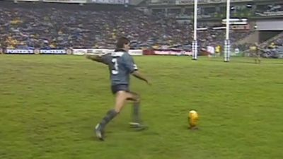 <strong>Michael O'Connor, Game 1, 1985</strong>