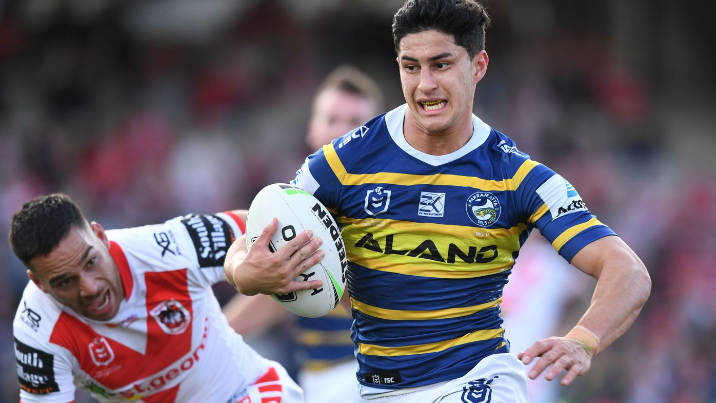 Parramatta edge out the Dragons