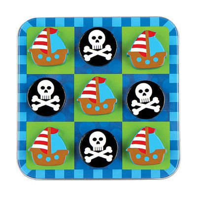 "<a href=""https://www.fruugoaustralia.com/magnetic-tic-tac-toe-set-pirate-sj-1110-29/p-7862671-16806512?utm_source=myshopping&utm_medium=cpc&utm_campaign=Toys+Games&utm_term=Stephen+Joseph+Magnetic+Tic+Tac+Toe+Set+Pirate+SJ+1110+29"" target=""_blank"">Stephen Joseph Magnetic Tic Tac Toe Set, $21.95.</a>"