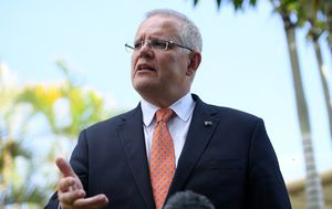 Scott Morrison first serving Prime Minister to visit Vanuatu for climate, economic talks
