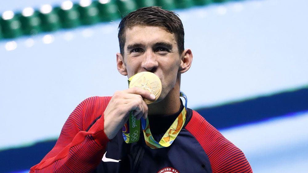 Michael Phelps (AFP)