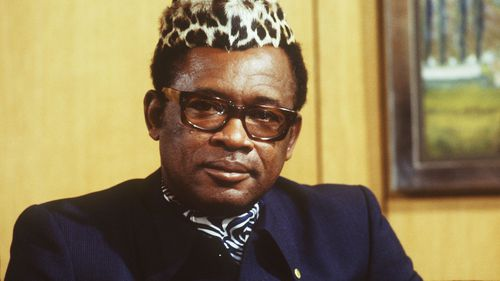 Paul Manafort lobbied on behalf of Zaire dictator Mobutu Sese Seko.