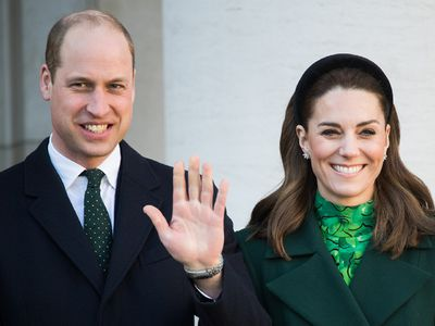 Kate Middleton and Prince William's royal tour of Ireland