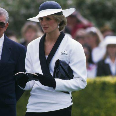 Princess Diana, 1985