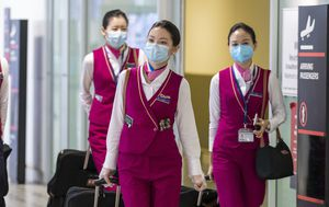 Concerns of fearful airport staff allegedly dismissed amid coronavirus epidemic