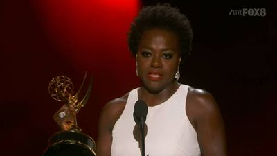 <p><strong>Lead Actress, Drama</strong></p><p>Viola Davis, <em>How to Get Away with Murder</em></p>