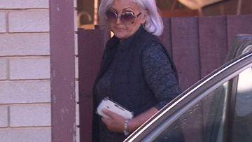 Police arrest Wendie-Sue Dent Dent at her Dapto home in 2017.