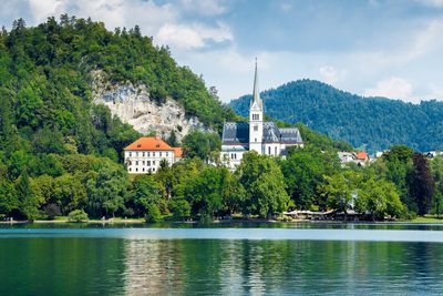 <strong>Lake Bled, Slovenia</strong>