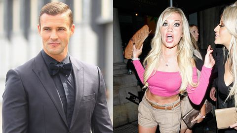 Dannii Minogue replaced? Kris Smith is 'dating' blonde British model
