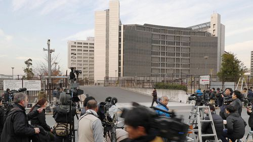 A Japanese court has approved prosecutors' request to keep him at the Tokyo detention house until New Year's Day.