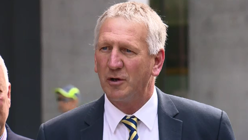 Denis Wagner said he doesn't expect an apology from Alan Jones.