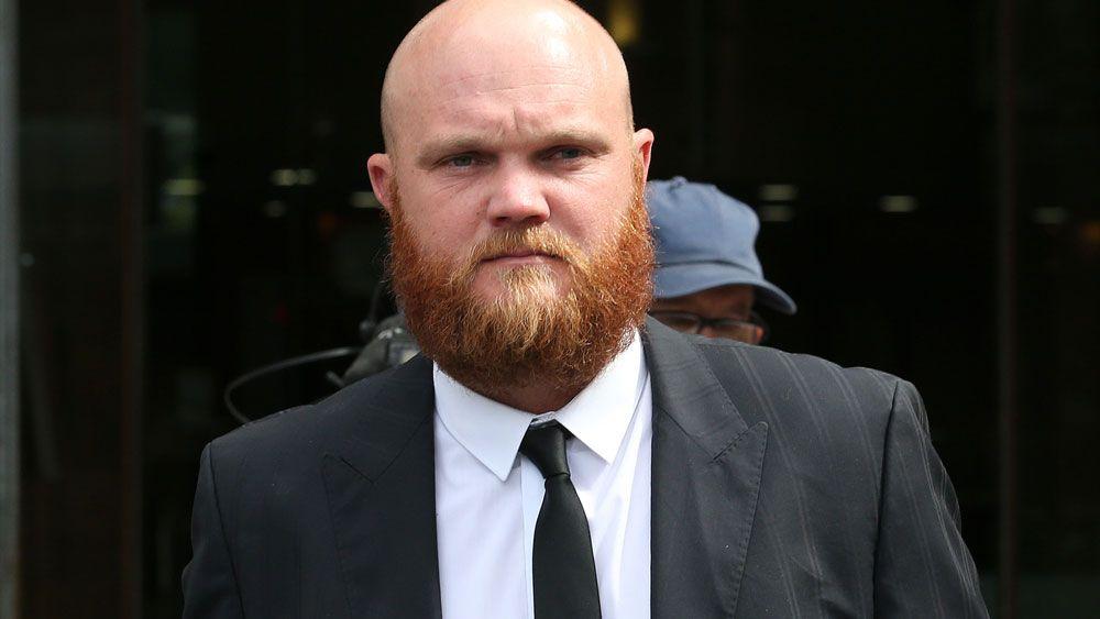 Hughes' mate says Bollinger sledged: court