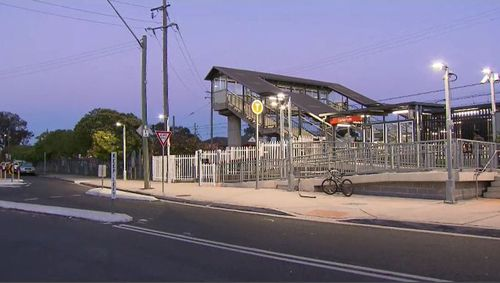 A 32-year-old man has been arrested at an address in Bonnyrigg. A 23 year old was arrested at the address as well and charged over unrelated offences.Picture: 9NEWS