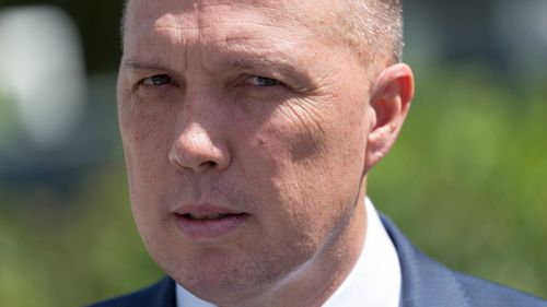 Despite Home Affairs Minister Peter Dutton not naming a number, government officials have told 9NEWS around 100 Commonwealth Games visa breachers remain in Australia. Picture: AAP.