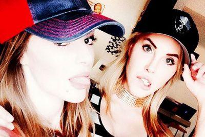 @chloelattanzi: My girl so cute, I bite my lip like ll cool j<br/>