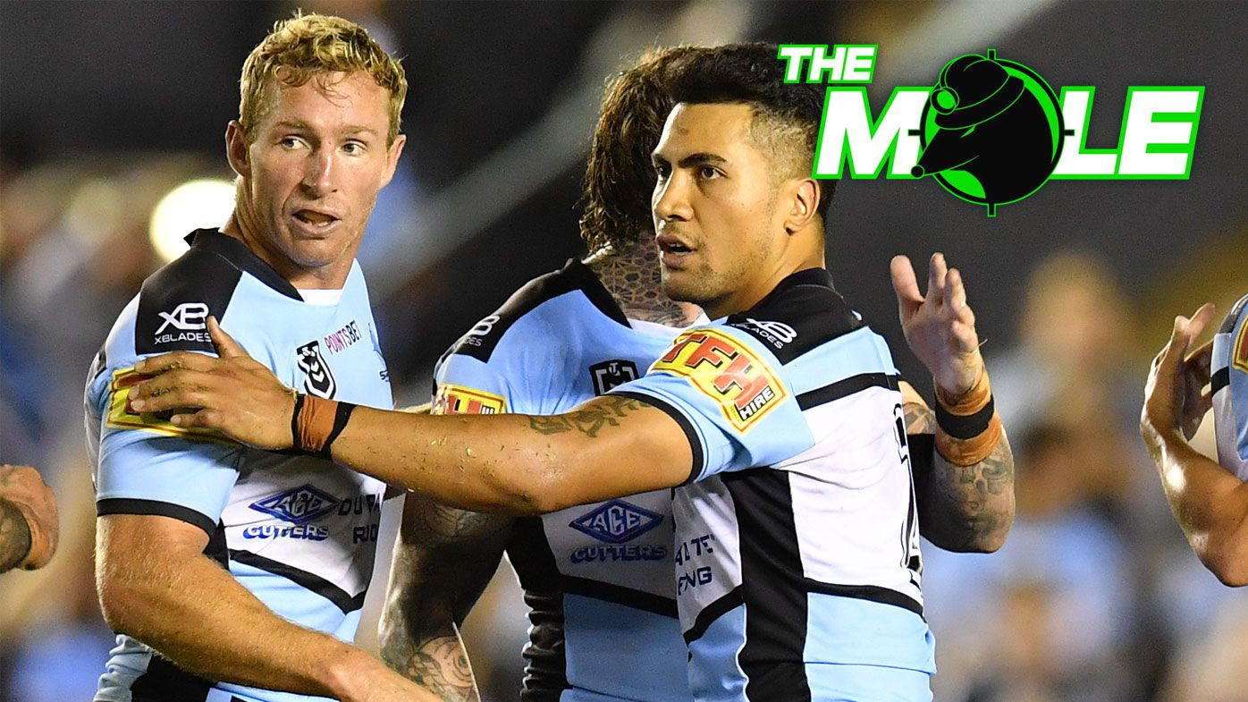 The Mole: Cronulla Sharks appoint new General Manager of Football