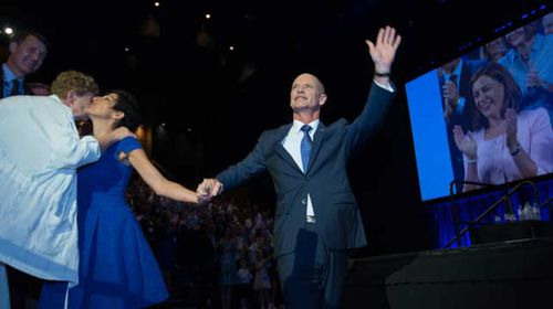 Newman acknowledges poll concern at launch