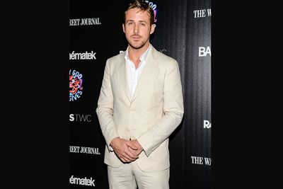 <i>Only God Forgives</i> just how attractive you are in beige.