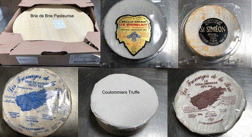 Six different Washed Rind cheeses have been recalled amid concerns of a possible Listeria contamination. Picture: Supplied.