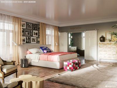 Bedroom of the 2010s