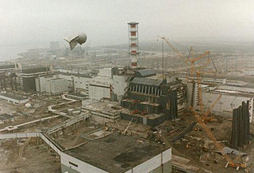 Chernobyl nuclear power plant (Getty)