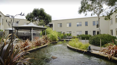 Testing has been ramped up inside Glendale Aged Care as authorities try and get ahead of the outbreak.