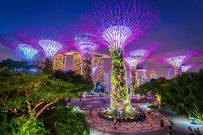 (Tied) 2. Singapore
