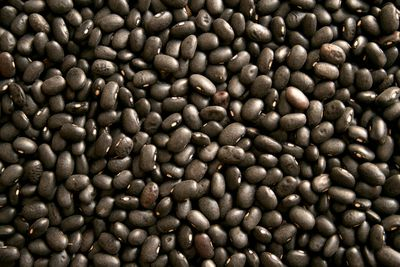 Beans (up to 14g protein/100g)