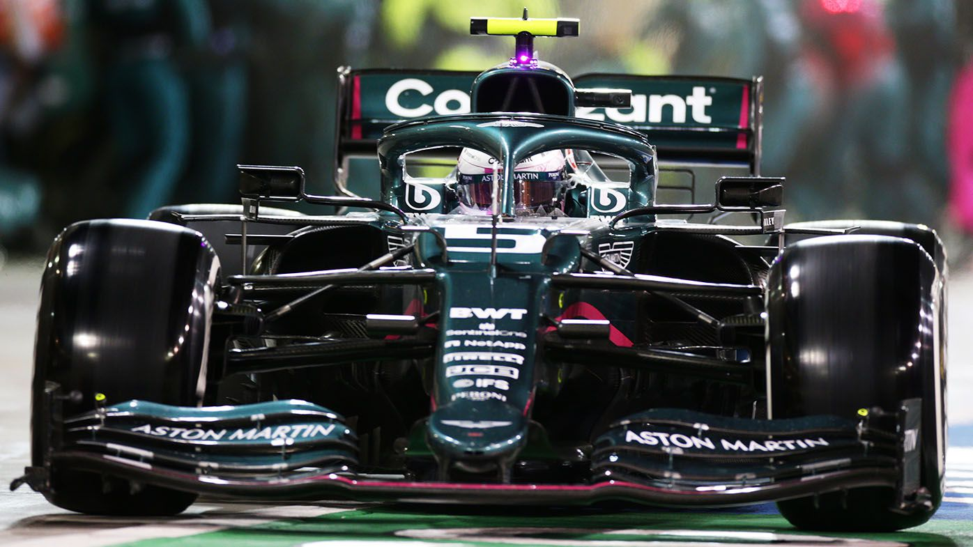 Sebastian Vettel 'whining' about his new F1 car has to stop, Ralf Schumacher says