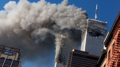 9/11 Twin Towers attack