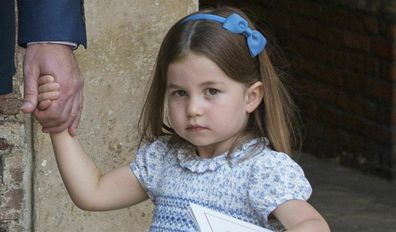 Princess Charlotte turns four on May 2.