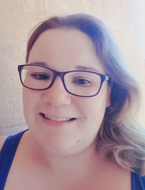 Eleanor Morgan, 36, has worked with both private aged care agency companies and residential facilities across Adelaide. (Supplied)