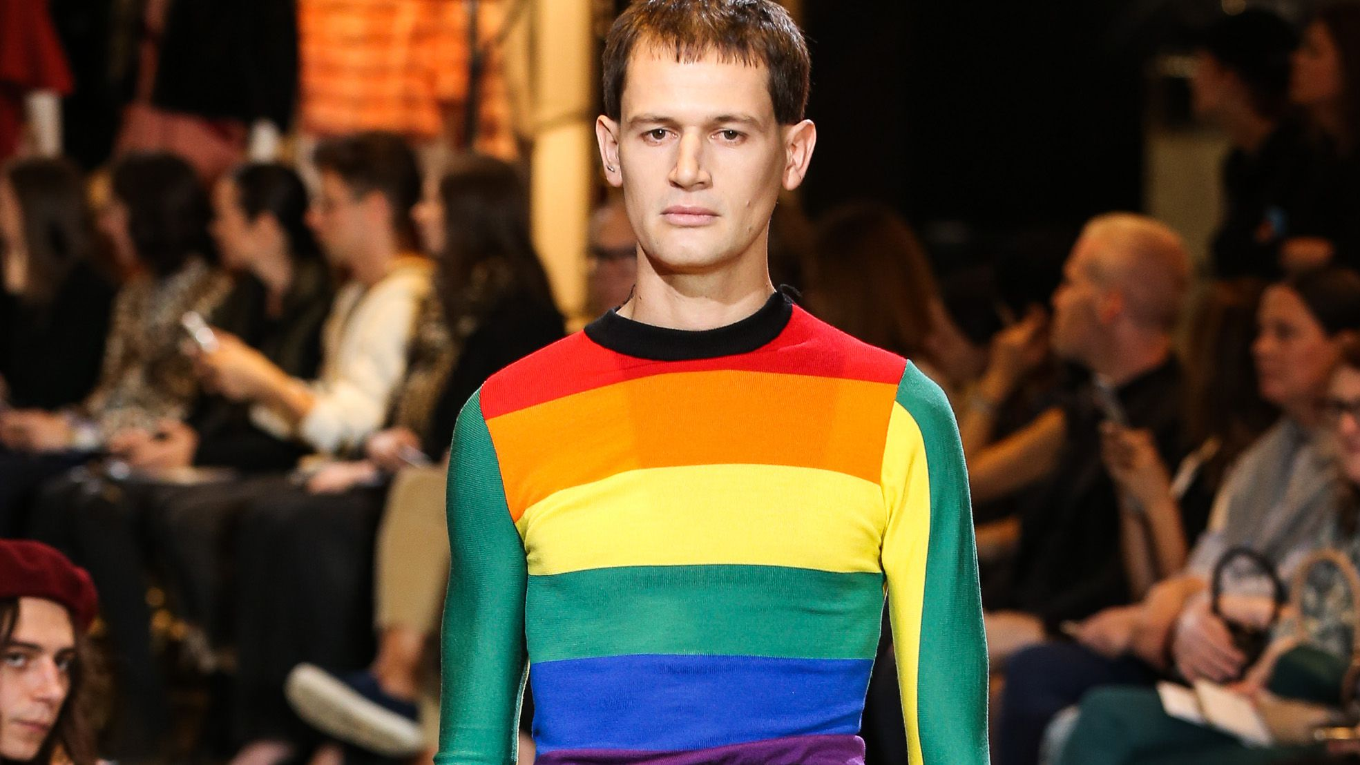 Vetements' sell-out statement sweater