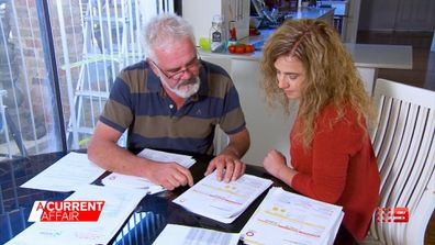 Sydney couple Peter and Maryanne Haylock have been overcharged on their home's power bills for 15 years.